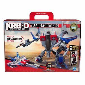 KRE-O 30667 Transformers Starscream Construction Set