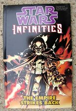 """STAR WARS INFINITIES The Empire Strikes Back"" Graphic Novel"