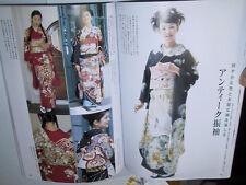 ki Kimono & Obi Donning BOOK 04 - NHK Daily Wearer's Guide Furisode Hakama br