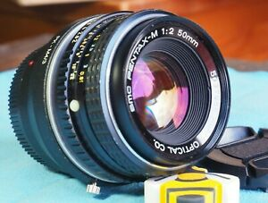 For any m4/3 mount Pentax 50mm f2 Lens for Olympus or Panasonic m4/3 etc