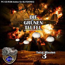 Blitzkrieg Addon Total Mission 3 - DIE GRÜNEN TEUFEL