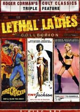 Roger Corman's Cult Classics: Lethal Ladies Collection 1 [New DVD]