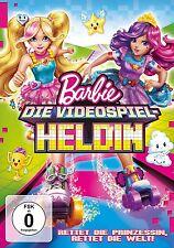 BARBIE - DIE VIDEOSPIEL-HELDIN   DVD NEU