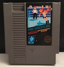 Nintendo Pro Wrestling NES (Nintendo Entertainment System - 1987) Game