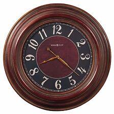 "625-536 HOWARD MILLER GALLERY WALL CLOCK  35.5""  ""MCCLURE"""