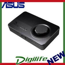 ASUS Xonar U5 Compact 5.1 Channel USB Sound Card and Headphone Amplifier