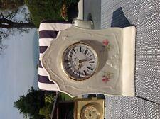 Donegal Parian China clock