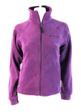 Columbia Benton Spring Girls Fleece Jacket (Purple) - L (14-16 Years)