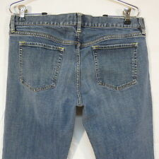 Old Navy Ultra Low Waist Boot-Cut Stretch Jeans Size 8 Short