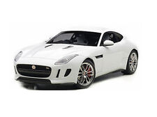 Welly 1:24 JAGUAR F-Type Coupe Diecast Model Car Vehicle White Mint in Box