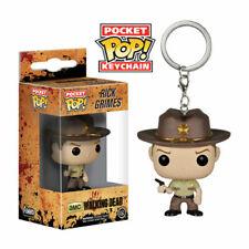 Funko Pocket Pop Keychain AMC® The Walking Dead®: Rick Grimes Keychain NIP