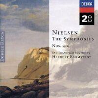 HERBERT/SFSO BLOMSTEDT - SINFONIEN VOL.2 2 CD NEW+