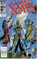 Classic X-Men # 32 (fotográficamente X-Men 126) (Estados Unidos, 1989)