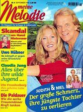 Meine Melodie - Heft. Nr. 9 / September 1999. Vollst. Inhalt.