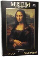 Puzzle 1500 Pezzi Leonardo Gioconda Clementoni 31974
