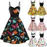 Women Printed Dinosaur Strapless Short Mini Slip Dress Summer Backless Dresses