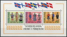 Cats Danish & Faroese Stamps