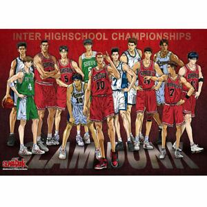 Japanese Anime Slam Dunk Inter Highschool Championship Jigsaw Puzzle 1000 Pieces