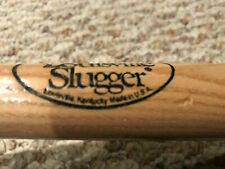 "Louisville Slugger 125 George ""Babe"" Ruth Mini Collectors Baseball Bat"