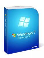 MICROSOFT WINDOWS 7 PROFESSIONAL 32/64 BIT ESD ELETTRONICA |FATTURA