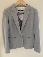 Joules Ladies Grey Jacket Size 14
