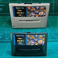 800 in 1 Game Card Cartridge For Nintendo SNES 16 Bit Console USA/EUR/JPN/Global