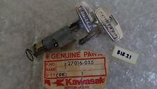 Kawasaki KE125 KE100 KM100 KT250 G4 G5 F7 F9 F11 MC1 Steering Lock NOS 27016-035
