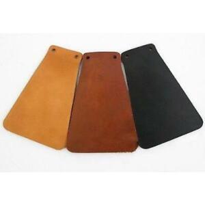 Velo Orange Leather Mudguard  Mudflap