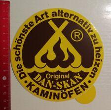 Aufkleber/Sticker: DAN SKAN Kaminöfen (250317161)