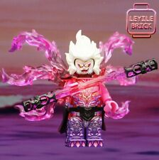 ⎡LEYILE BRICK⎦ Custom Monkey King Sun Wukong Lego Minifigure