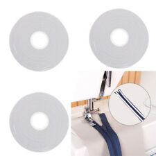 3Pcs White Double Sided Tape for Tailor Dressmaker Clothes Bags Sewing