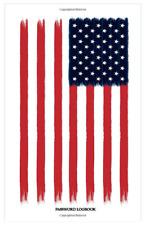 Website Journal Large Print Password Organizer Discreet Internet Book Usa Flag