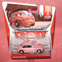 Disney Pixar Cars 2 Geartrude. 2014 Release World of Cars. #5 of 7.