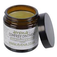 Comfrey Ointment Arthritis Joint Pain Relief Sports Injuries Herbal Remedy