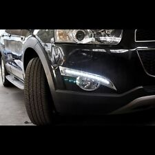 Daytime Running Light DRL LED Fog Lights Lamps For Chevrolet Captiva 2010~2012