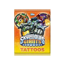 SKYLANDERS  GIANTS TATTOO / TATTOOS ~ SINGLE PACK ~ TOPPS