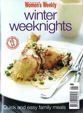 AN AUSTRALIAN WOMEN'S WEEKLY MINI-COOKBOOK - Winter Weeknights - Family Meals