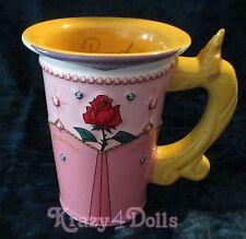 Disney Parks Authentic Designer Doll Princess Aurora Mug NEW!