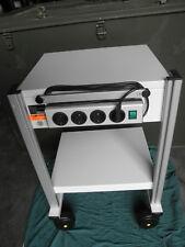 Fahrbarer Beistelltisch für PC Laptop sonstiges Medizinisches Gerät Häberle