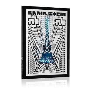 RAMMSTEIN - RAMMSTEIN: PARIS (STANDARD EDITION )   DVD NEU