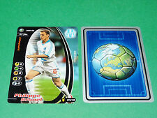 FOOTBALL CARD WIZARDS 2001-2002 PHILIPPE BRUNEL OLYMPIQUE MARSEILLE OM PANINI