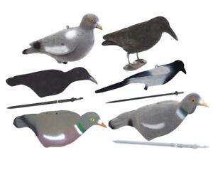 Jack Pyke Hunting Bird Decoys With Pegs