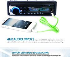 Autoradio Car Radio 12V Bluetooth V2.0 JSD-520 Stereo In-dash 1 Din FM Aux Input
