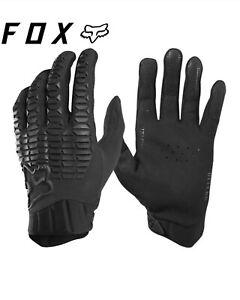 Genuine Fox Defend Gloves XL Black New  Cycle Bike