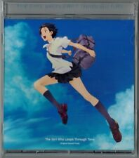 Girl Who Leapt Through Time Original Soundtrack (2006) CD
