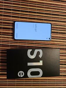 Samsung Galaxy S10e SM-G970U - 128GB - Prism White (Boost Mobile) (Single SIM)