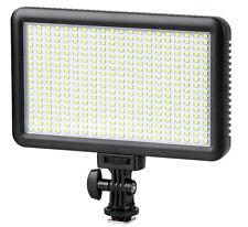 ayex Videoleuchte mit 360 LEDs (3200/5500K) inkl. Li-Ion Akku und Ladegerät
