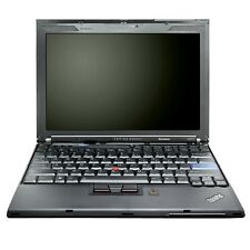 Lenovo ThinkPad X201 Core i5 2GB RAM 160GB Windows 7 Warranty
