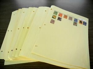 SOUTH AFRICA, SWA, Excellent Stamp Collection hinged on pages
