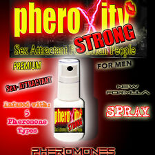 NEU! 💋 ✔ BESTSELLER STRONG Pheromone SPRAY 💋!! ★ PREMIUM Männer SEXLOCKSTOFF ★